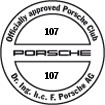 Officially approved Porsche Club 107